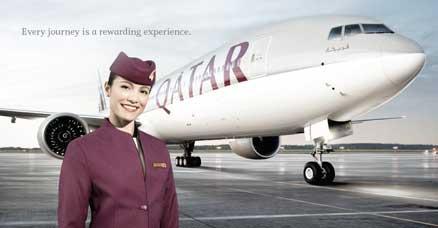 Qatar Airways flyver fra København