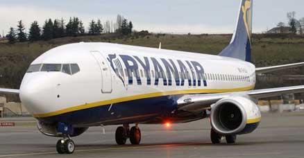 Mere Ryanair fra Billund - Viviro.com