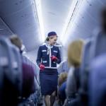 Norwegian Boeing Dreamliner 787 crew