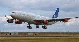 SAS-Airbus-A340