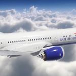 British Airways Dreamliner 787-9 BA