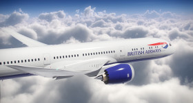 British Airways Dreamliner 787-9 BA