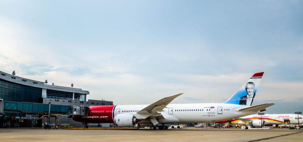 Norwegian Boeing 787-9 Dreamliner Foto: Norwegian / PR (Creative Commons)