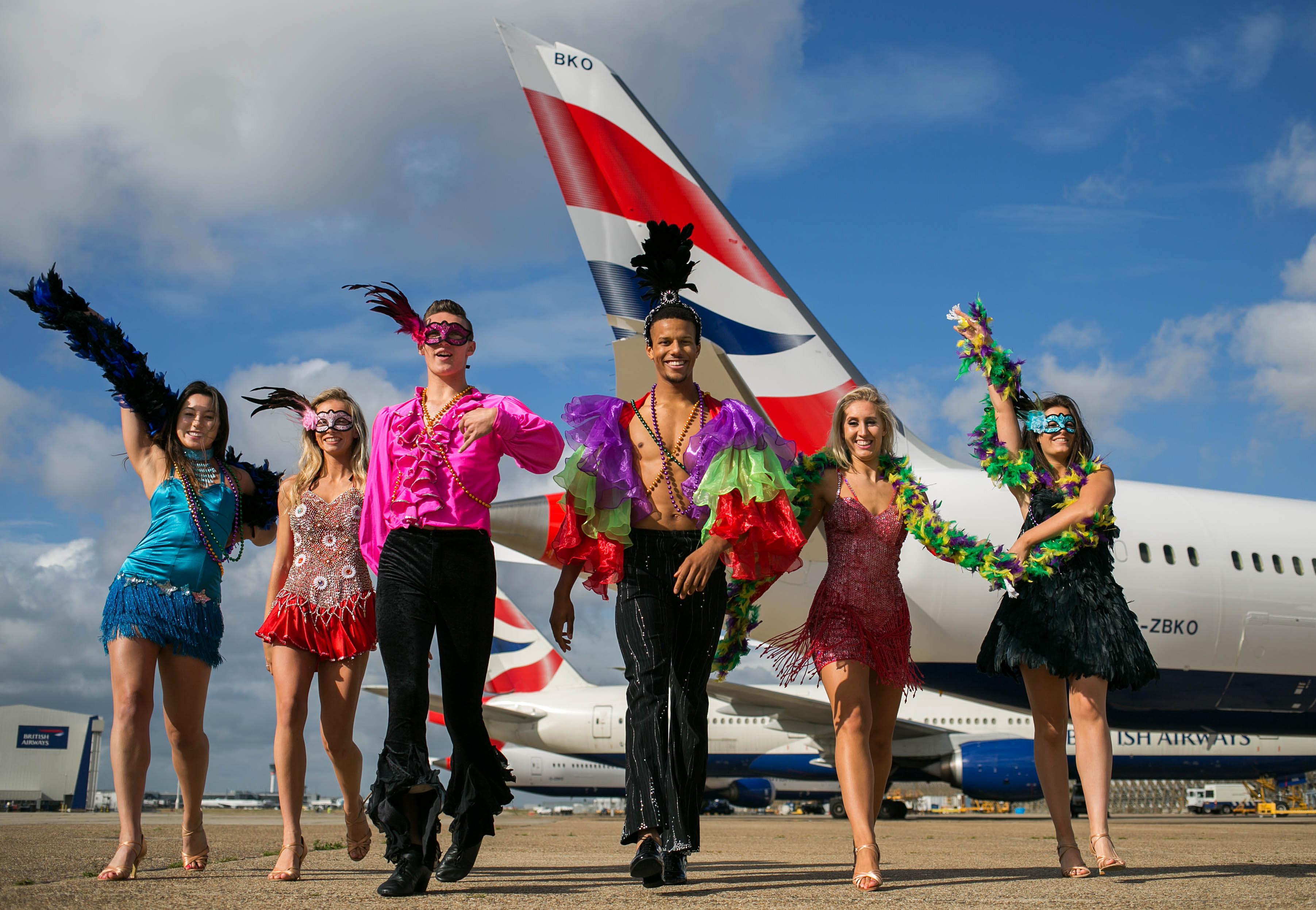 British Airways lancerer ny rute til New Orleans (Foto: British Airways / PR)