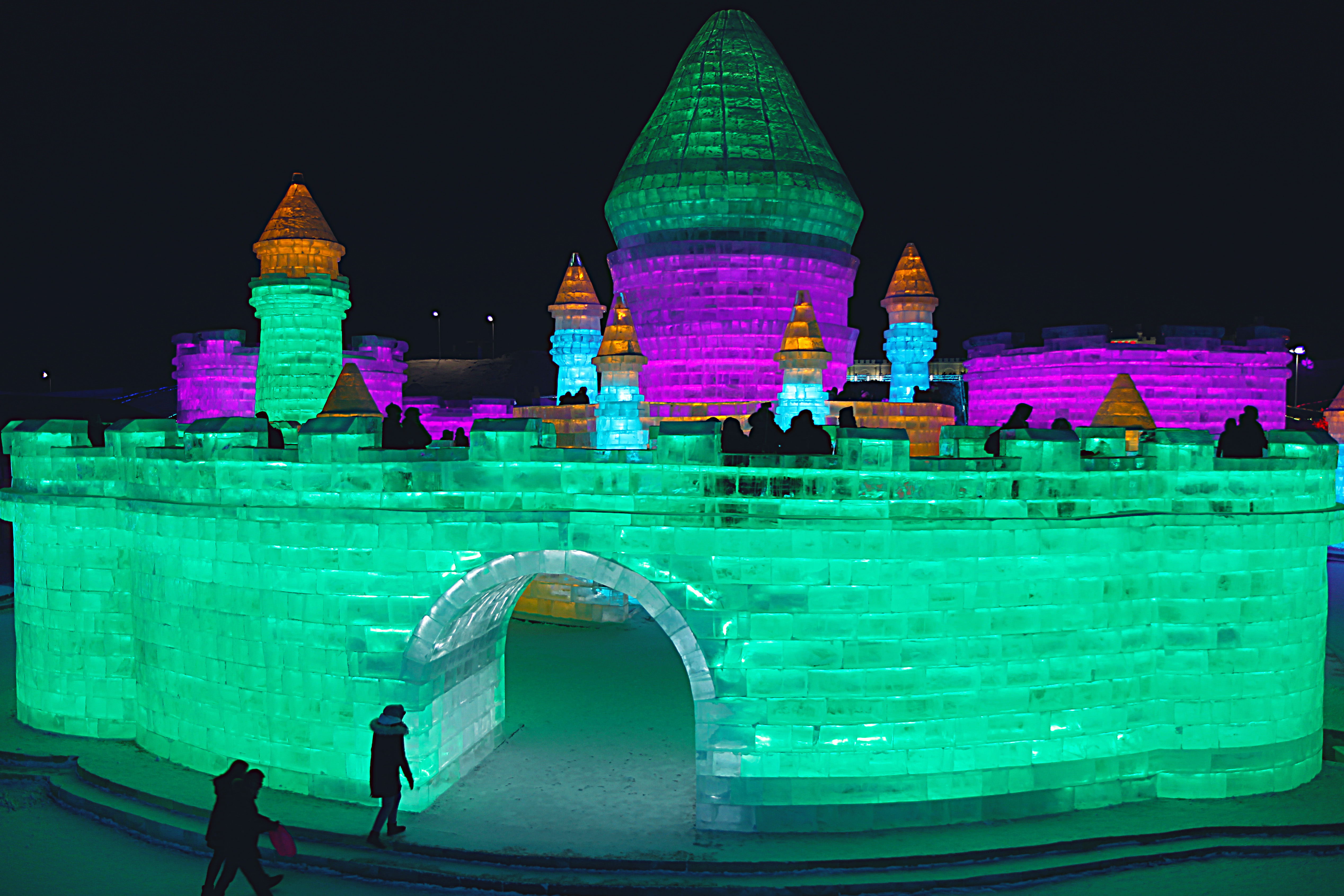 Harbin Ice And Snow Festival 11