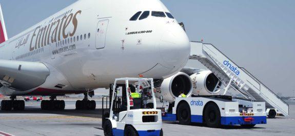 Emirates Airbus A380 (foto: Emirates / PR)