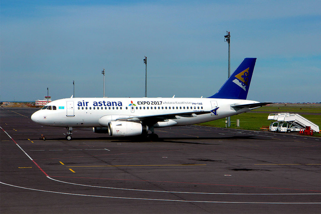 Air-Astana-320-at-Astana-International-Airport